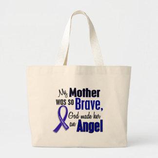 Colon Cancer ANGEL 1 Mother Bag