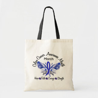 Colon Cancer Awareness Month Butterfly 3.2