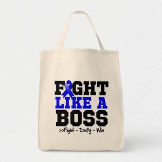 Colon Cancer Fight Like a Boss Bag