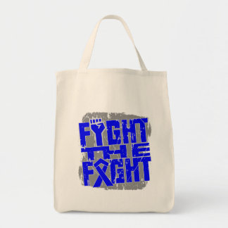 Colon Cancer Fight The Fight Tote Bag