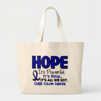Colon Cancer HOPE 1 Bags