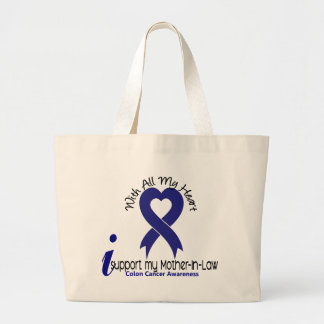 Colon Cancer I Support My Mother-In-Law Bags