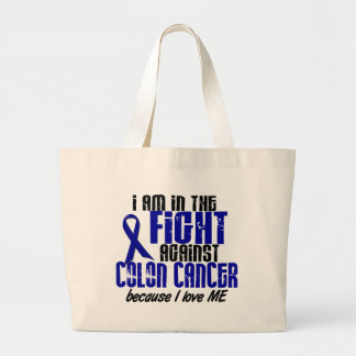 COLON CANCER In The Fight For Me 1 Tote Bag