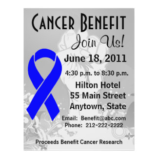 Colon Cancer Personalized Benefit Flyer