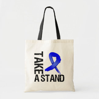 Colon Cancer Take A Stand Bags