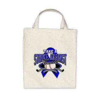 Colon Cancer Take A Strike Bags