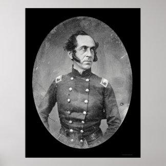 Colonel James Duncan Daguerreotype 1844 Poster