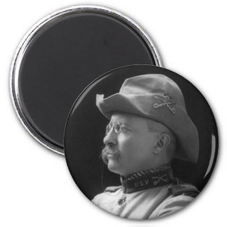 Colonel Theodore Roosevelt from 1898 Magnet