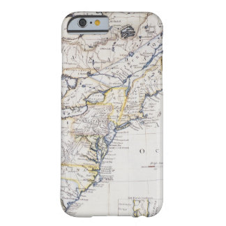 COLONIAL AMERICA: MAP, c1770 Barely There iPhone 6 Case