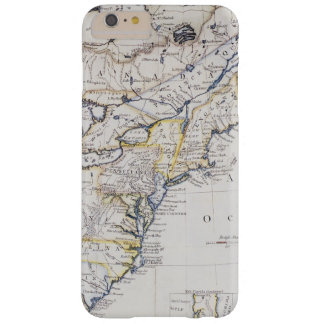 COLONIAL AMERICA: MAP, c1770 Barely There iPhone 6 Plus Case