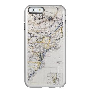 COLONIAL AMERICA: MAP, c1770 Incipio Feather® Shine iPhone 6 Case