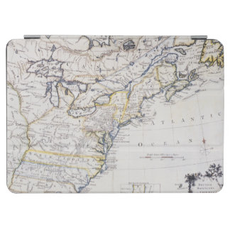 COLONIAL AMERICA: MAP, c1770 iPad Air Cover