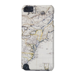 COLONIAL AMERICA: MAP, c1770 iPod Touch (5th Generation) Cover