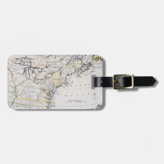 COLONIAL AMERICA: MAP, c1770 Luggage Tag