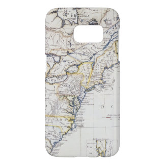 COLONIAL AMERICA: MAP, c1770 Samsung Galaxy S7 Case