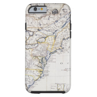 COLONIAL AMERICA: MAP, c1770 Tough iPhone 6 Case