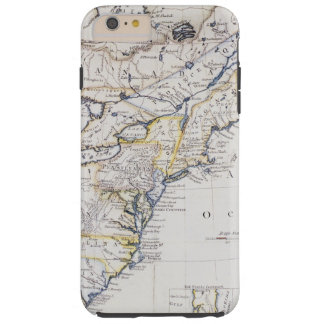 COLONIAL AMERICA: MAP, c1770 Tough iPhone 6 Plus Case