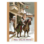 Colonial Christmas in Olde Towne Post Cards