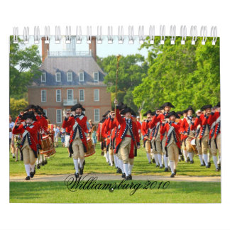 Colonial Williamsburg 2013 Calendar
