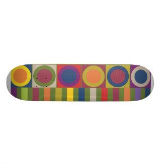 Color 101 Skateboard