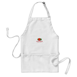 Color ABQ Bocce Club Standard Apron