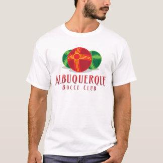 Color ABQ Bocce Club T-Shirt