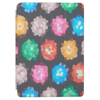 Color Abstract Background iPad Air Cover