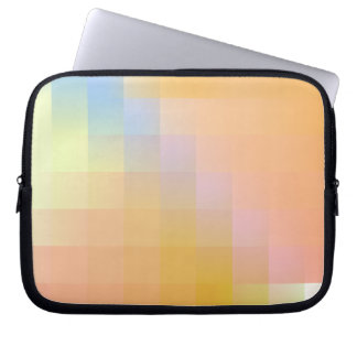 Color Abstraction Computer Sleeves