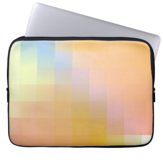 Color Abstraction Laptop Sleeve