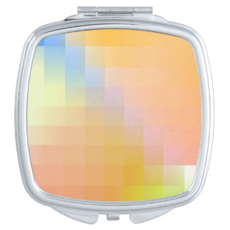 Color Abstraction Mirrors For Makeup