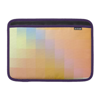 Color Abstraction Sleeve For MacBook Air