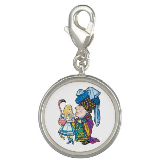 Color Alice & the Duchess Charm