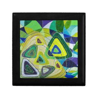 Color art gift box