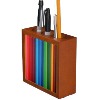 Color Band Desk Organizers