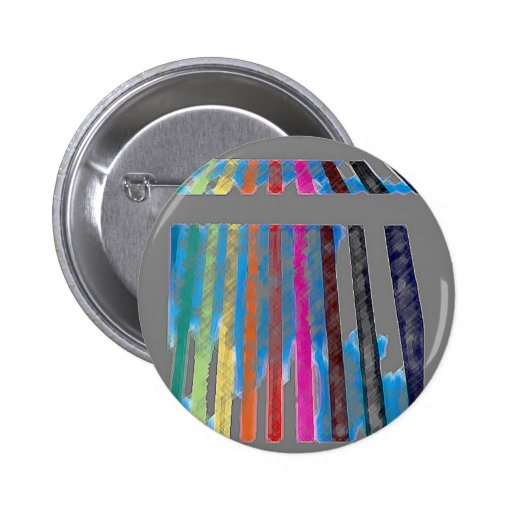 Color Band Rainbow Waterfall CricketDiane Buttons