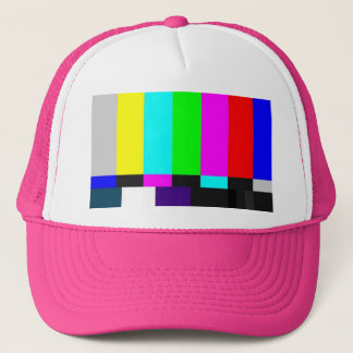 Color Bars Cap