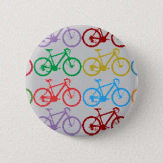 color bicycles 2 inch round button