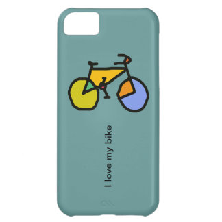 color bike iPhone 5C cover