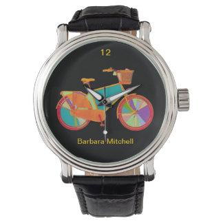 color bike timepiece wristwatches