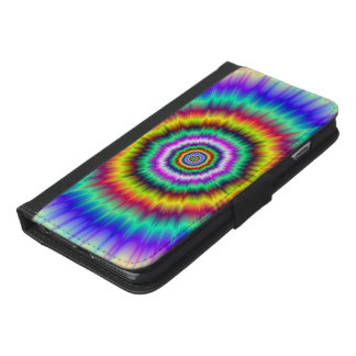 Color Blast iPhone 6/6s Plus Wallet Case