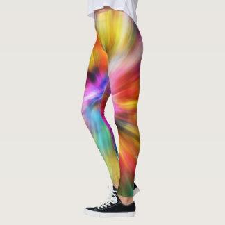 Color Blast Leggings