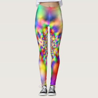 Color Blast Reflection Leggings
