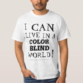 COLOR BLIND WORLD T-Shirt