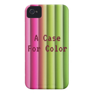 Color Blinds iPhone 4 Case-Mate Case