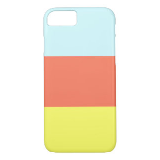 Color Block iPhone 7 case