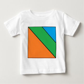 color blocking your summer baby T-Shirt