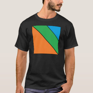color blocking your summer T-Shirt