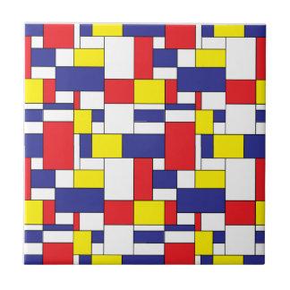 color blocks tiles