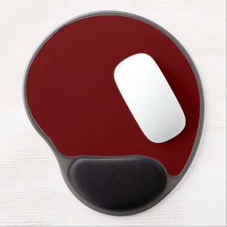 color blood red gel mouse pad