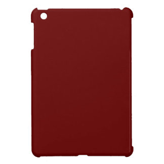 color blood red iPad mini covers